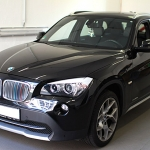 BMW X1 Safety Car Designfolierung