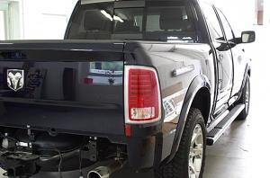 Dodge Ram Vollfolierung